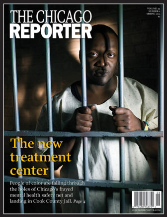 Chicago Reporter Spring 2015
