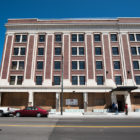 The historic Strand building on Cottage Grove Avenue in Woodlawn will reopen in early 2016 with rental units and retail space.