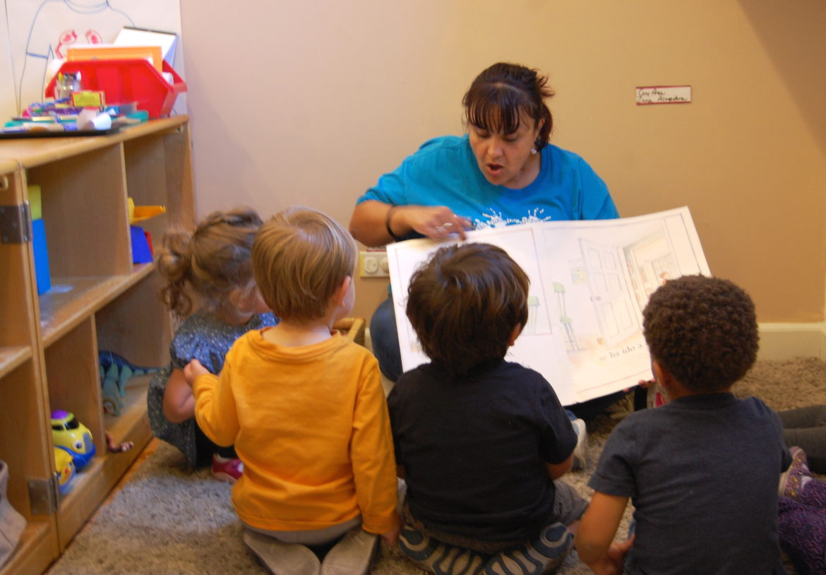 Colleges Team Up To Help Early Childhood Workers Get Degrees