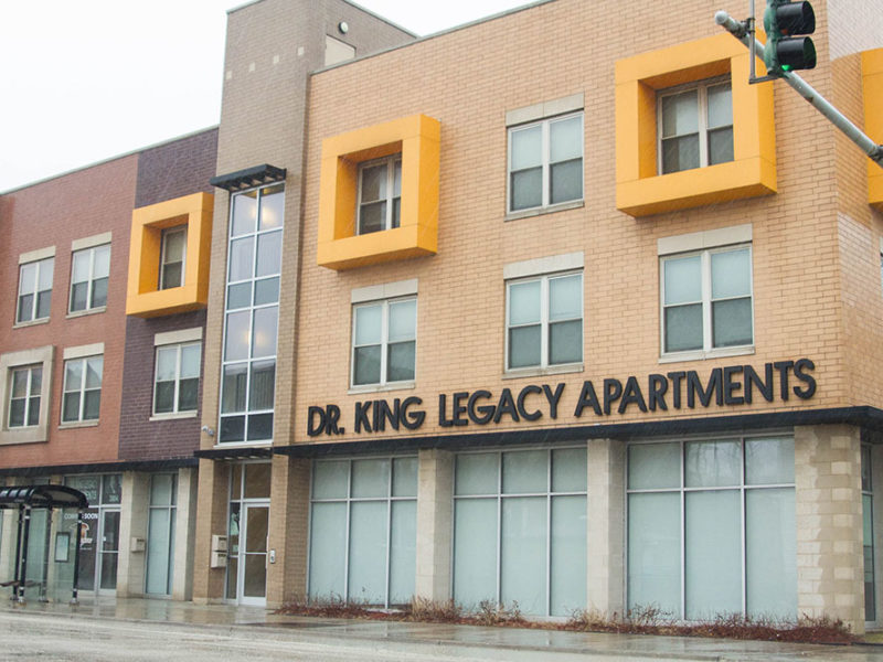 Dr. King Legacy Apartments