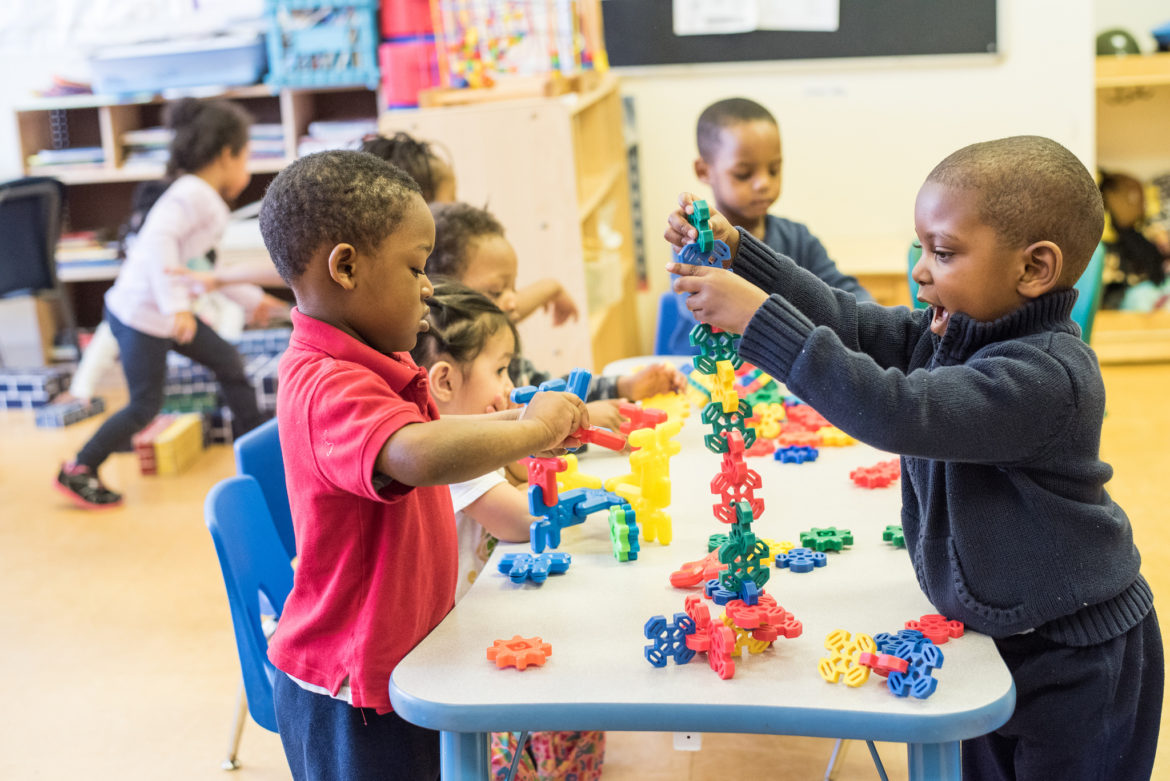 Using 'innovation' to get more children into early learning ...