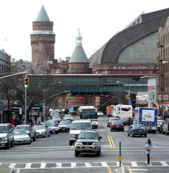 Kingsbridge Armory, New York City