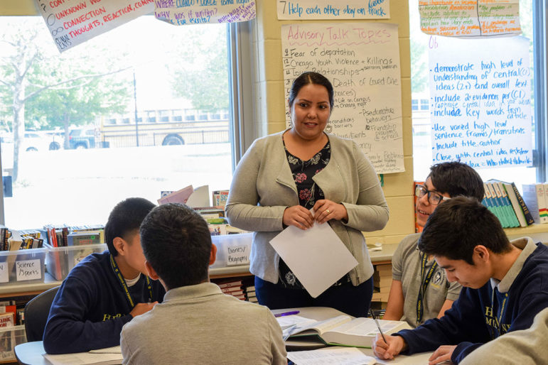 English learners often go without required help at Chicago