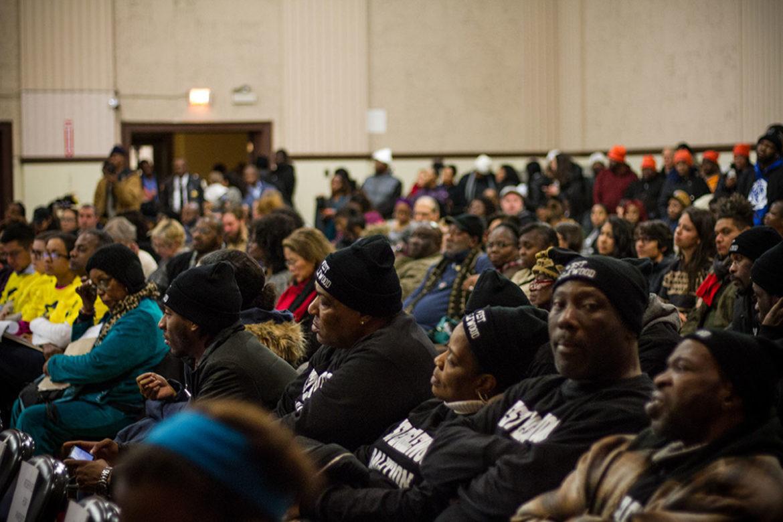 Englewood high school community meeting