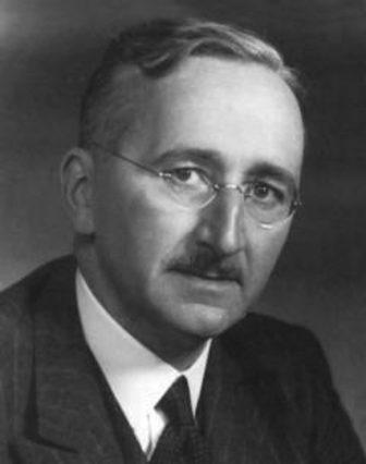 Economist Friedrich Hayek