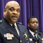 Chicago Police Supt. Eddie Johnson