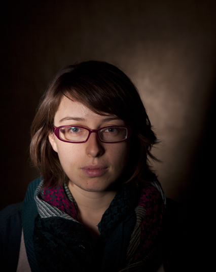 Headshot of Yana Kunichoff