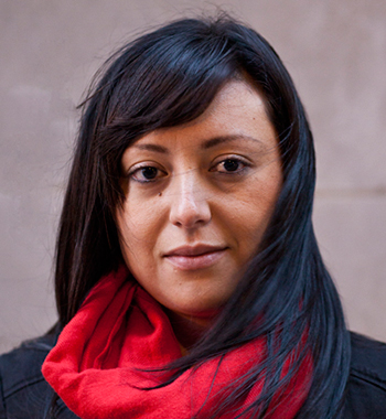 Headshot of María Inés Zamudio