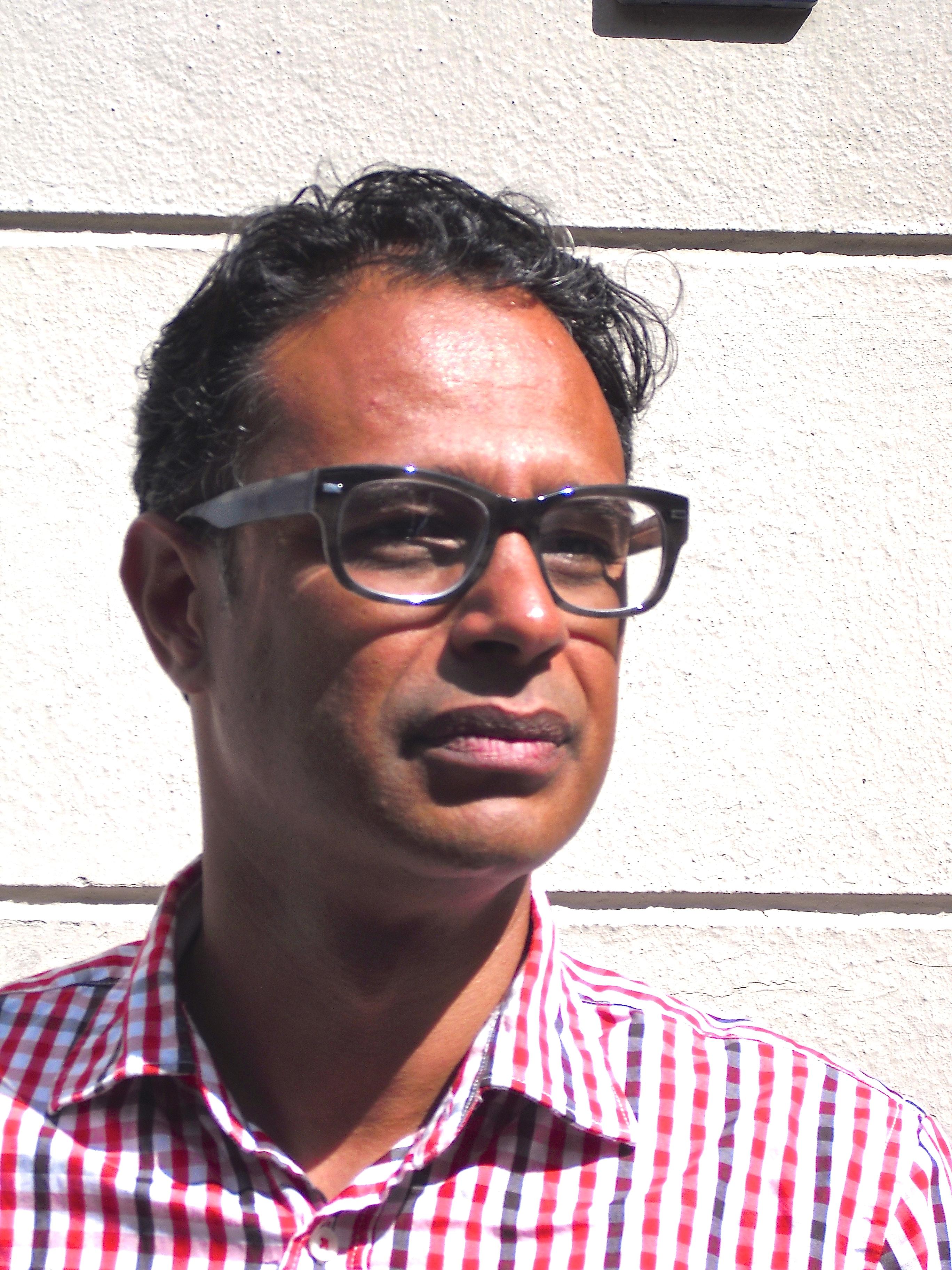 Headshot of Alexander G. Weheliye