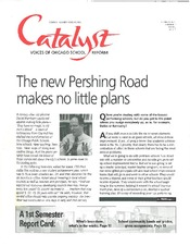 Catalyst Chicago issue cover, published Feb 1996