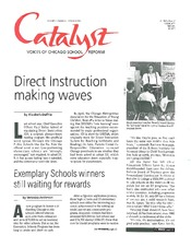Catalyst Chicago issue cover, published Sep 1996