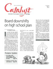 Catalyst Chicago issue cover, published Mar 1997