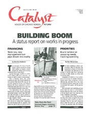 Catalyst Chicago issue cover, published Apr 1997