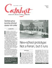 Catalyst Chicago issue cover, published Oct 1997