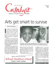 Catalyst Chicago issue cover, published Feb 1998
