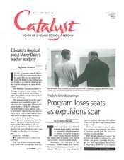 Catalyst Chicago issue cover, published Feb 1999