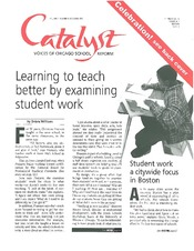 Catalyst Chicago issue cover, published Dec 1999