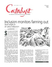 Catalyst Chicago issue cover, published Jun 2000