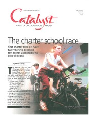 Catalyst Chicago issue cover, published Nov 2000