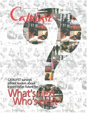 Catalyst Chicago issue cover, published Feb 2001