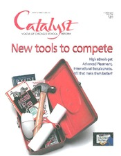 Catalyst Chicago issue cover, published May 2001