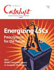 Catalyst Chicago issue cover, published Mar 2002