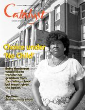 Catalyst Chicago issue cover, published Sep 2002