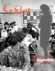 Catalyst Chicago issue cover, published Mar 2003
