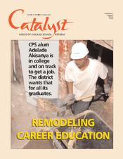 Catalyst Chicago issue cover, published Oct 2003