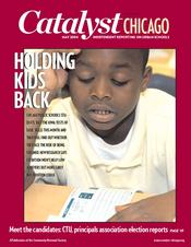 Catalyst Chicago issue cover, published May 2004