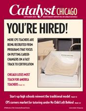 Catalyst Chicago issue cover, published Sep 2004