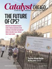 Catalyst Chicago issue cover, published Oct 2004