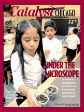 Catalyst Chicago issue cover, published Nov 2004