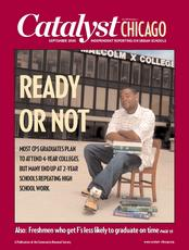 Catalyst Chicago issue cover, published Sep 2005