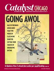 Catalyst Chicago issue cover, published Nov 2005