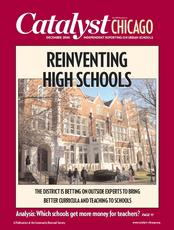 Catalyst Chicago issue cover, published Dec 2005