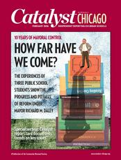 Catalyst Chicago issue cover, published Feb 2006