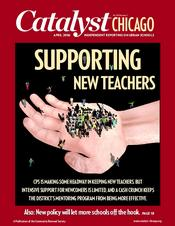 Catalyst Chicago issue cover, published Apr 2006