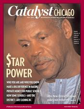 Catalyst Chicago issue cover, published May 2006