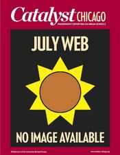 Catalyst Chicago issue cover, published Jul 2006