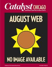 Catalyst Chicago issue cover, published Aug 2006