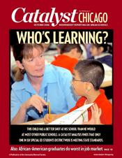 Catalyst Chicago issue cover, published Oct 2006