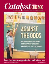 Catalyst Chicago issue cover, published Nov 2006