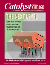 Catalyst Chicago issue cover, published Sep 2007