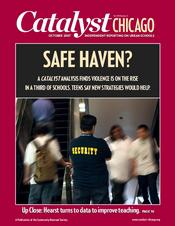 Catalyst Chicago issue cover, published Oct 2007