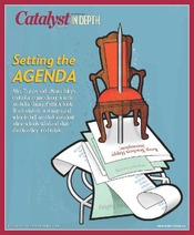 Catalyst Chicago issue cover, published Nov 2010
