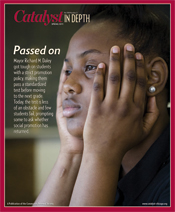 Catalyst Chicago issue cover, published Apr 2011