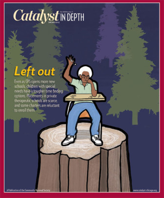 Catalyst Chicago issue cover, published Apr 2012