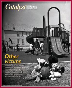 Catalyst Chicago issue cover, published Jun 2012